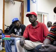 US sanctions ex-Israeli general over South Sudan