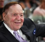 US court reopens Palestinian lawsuit against billionaire Israel donor Adelson