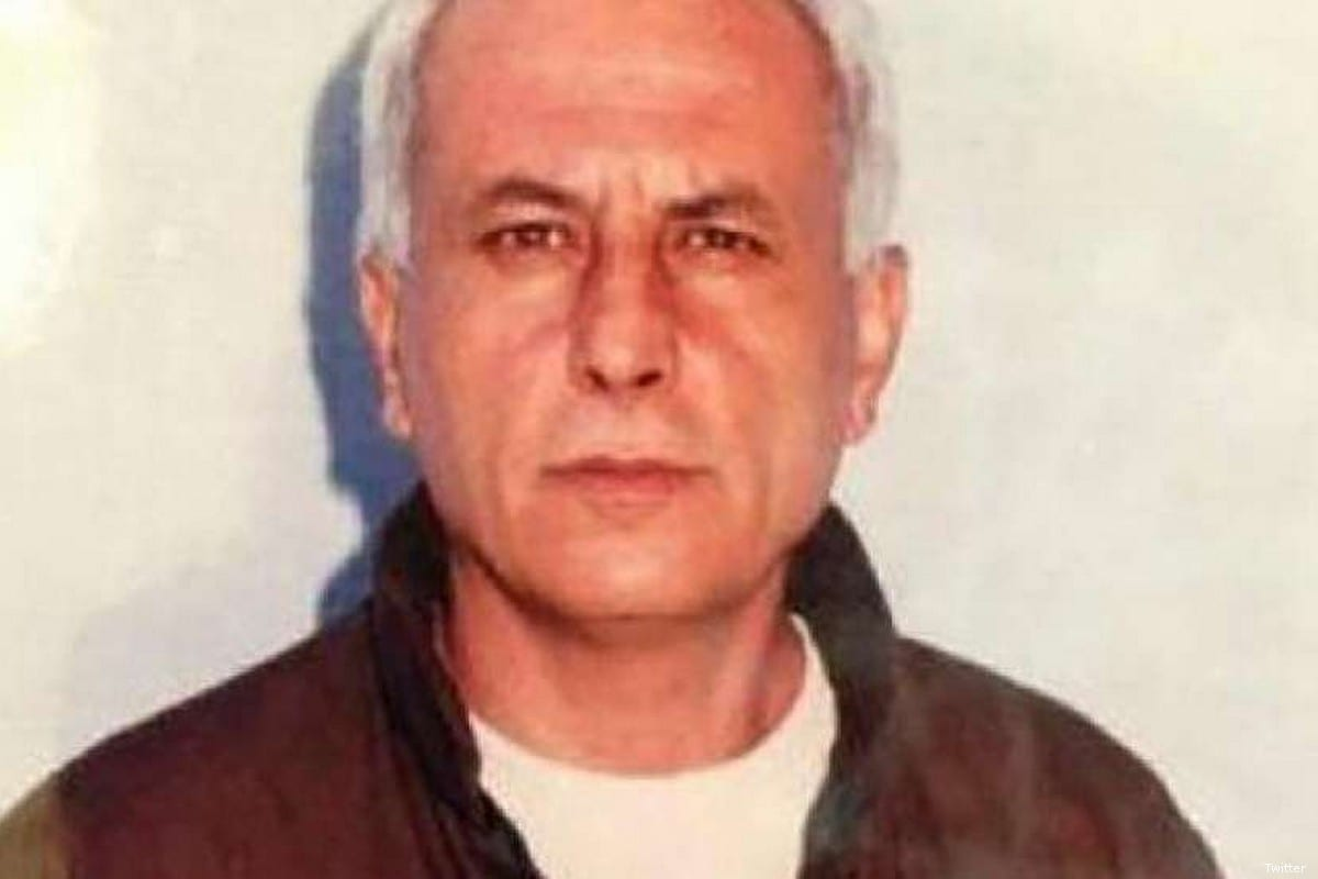 Karim Younis,the longest-serving political prisoner who has been incarcerated by Israel since 1983 [Ma'an News Agency]