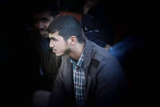 24 Palestinian Mahmoud Abed al-Nabahin was killed by an Israeli airstrike on Gaza on 22 January 2019 - [Twitte]