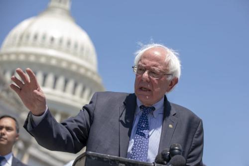US' Bernie Sanders slams Saudi's Bin Salman