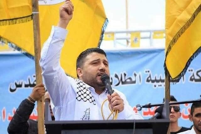 Fatah Secretary Shadi Mutwar - [Quds Press]