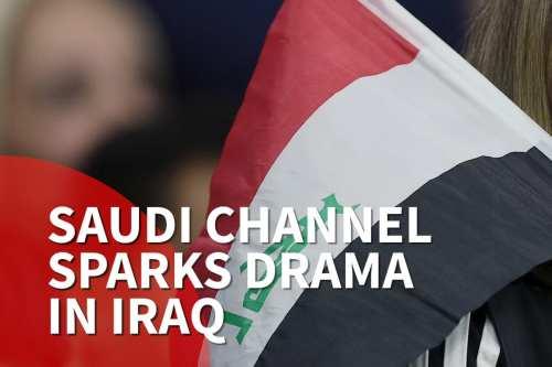 Thumbnail- Broadcasting the Saudi-Iran drama into Iraq