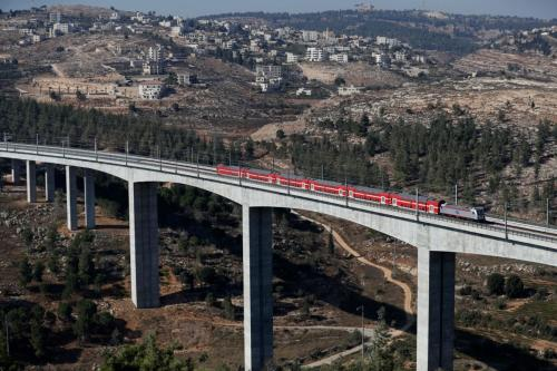 PA refuses participation in Israel-Arab railway