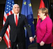 Trump policies unite allies against him at European security forum