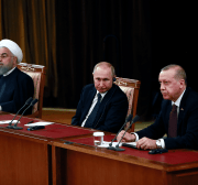 Russia's Putin: New Syria constitution to be adopted 'soon'