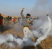 Gazan youth dies of wounds from Israeli fire