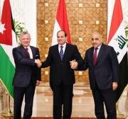 Questions from the Jordan, Egypt, Iraq meeting