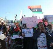 Where are the local peace initiatives for Libya?