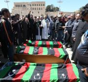 WHO: Fighting kills 220 in Libyan capital