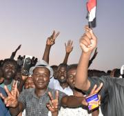 Sudanese opposition rejects foreign intervention