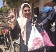 Egypt voters coerced, bribed with food at referendum polling stations