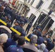 Algeria governors sacked 5 five killed in building collapse
