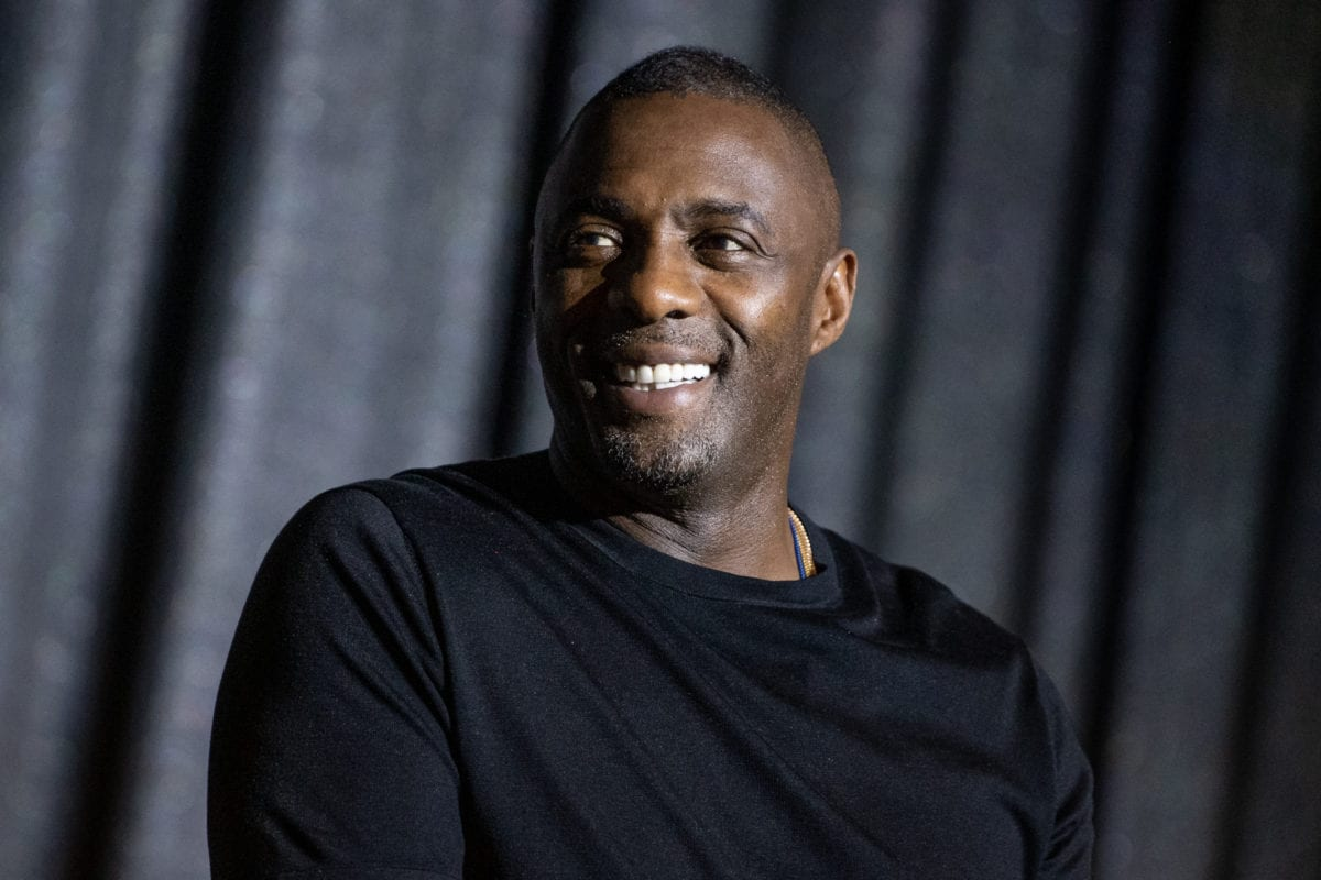 Idris Elba speaks onstage at Netflix's 'Turn Up Charlie' For Your Consideration event at Pacific Design Center on March 02, 2019 in West Hollywood, California [Emma McIntyre/Getty Images]