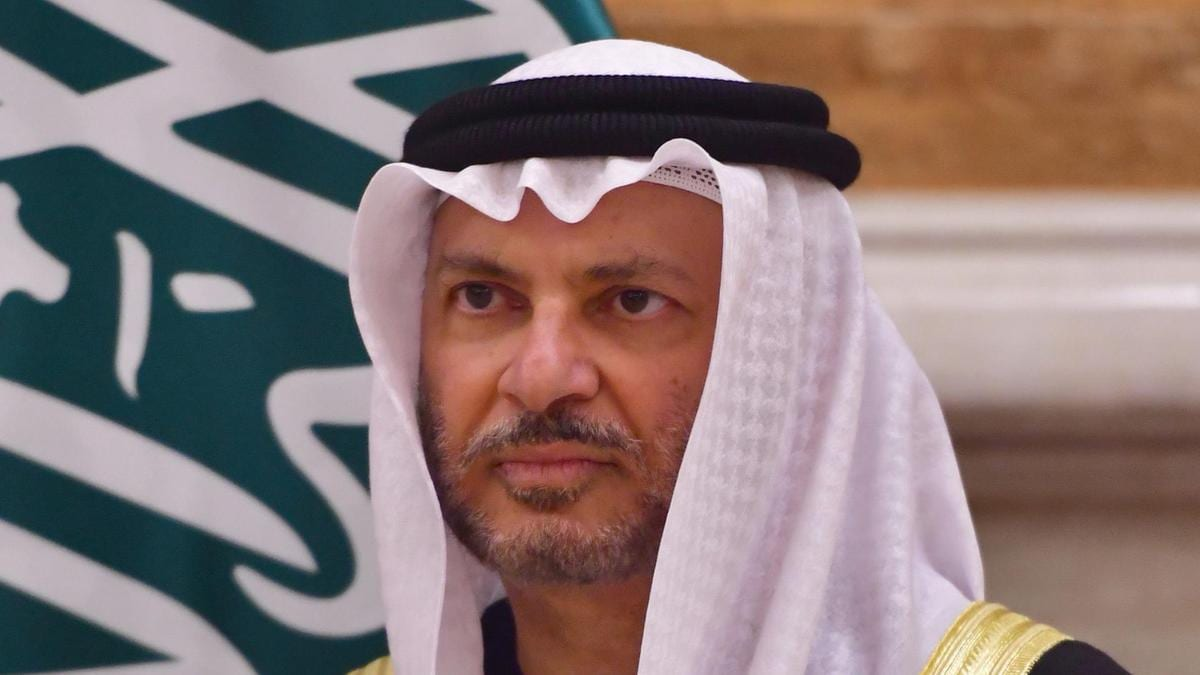 UAE state minister for foreign affairs, Anwar Gargash [Twitter]