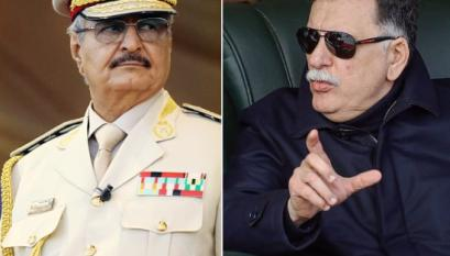 Egypt to restructure Libya's army under Haftar's command