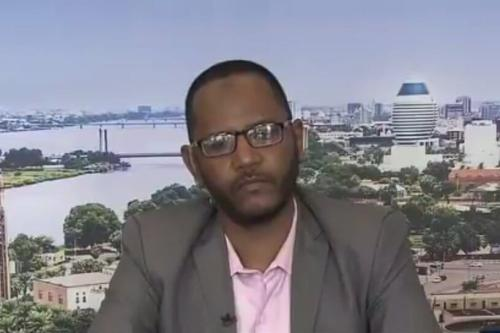 Mohamed Ali Al-Jazouli, thechairman of the State of Law and Development Party in Sudan [Twitter]