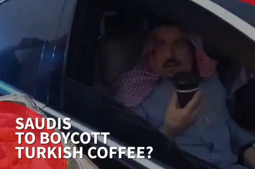 Thumbnail - Saudi prince rejects Turkish coffee