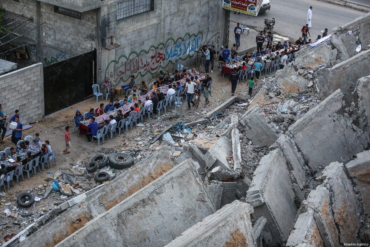 Gaza Strip Conflict