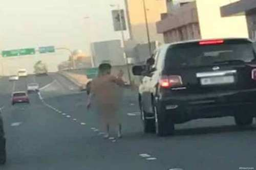 Bahrain jails woman who walked naked in the street [Almesryoon]