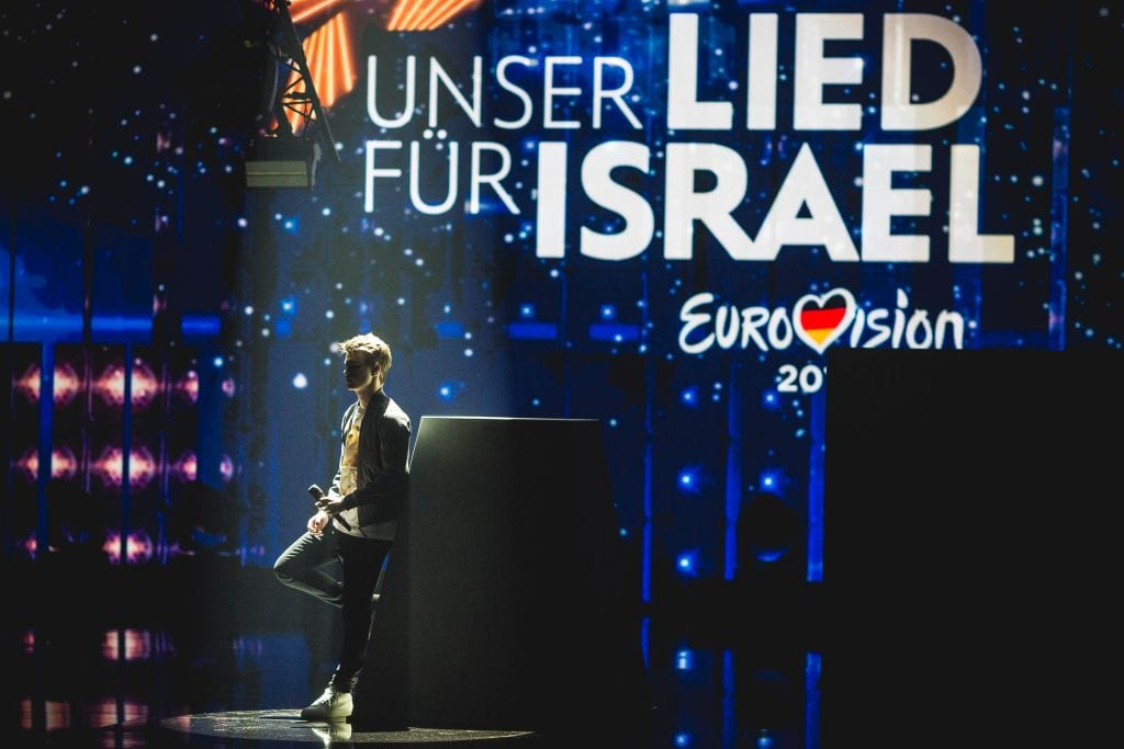 One of the participants will represent Germany at the Eurovision Song Contest in Tel Aviv, Isreal in May 2019 [Gina Wetzler/Getty Images]
