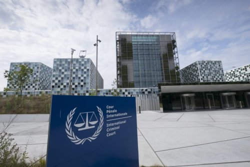 International Criminal Court building in The Hague on 30 July, 2016 in the Hague, Netherlands [Michel Porro/Getty Images]
