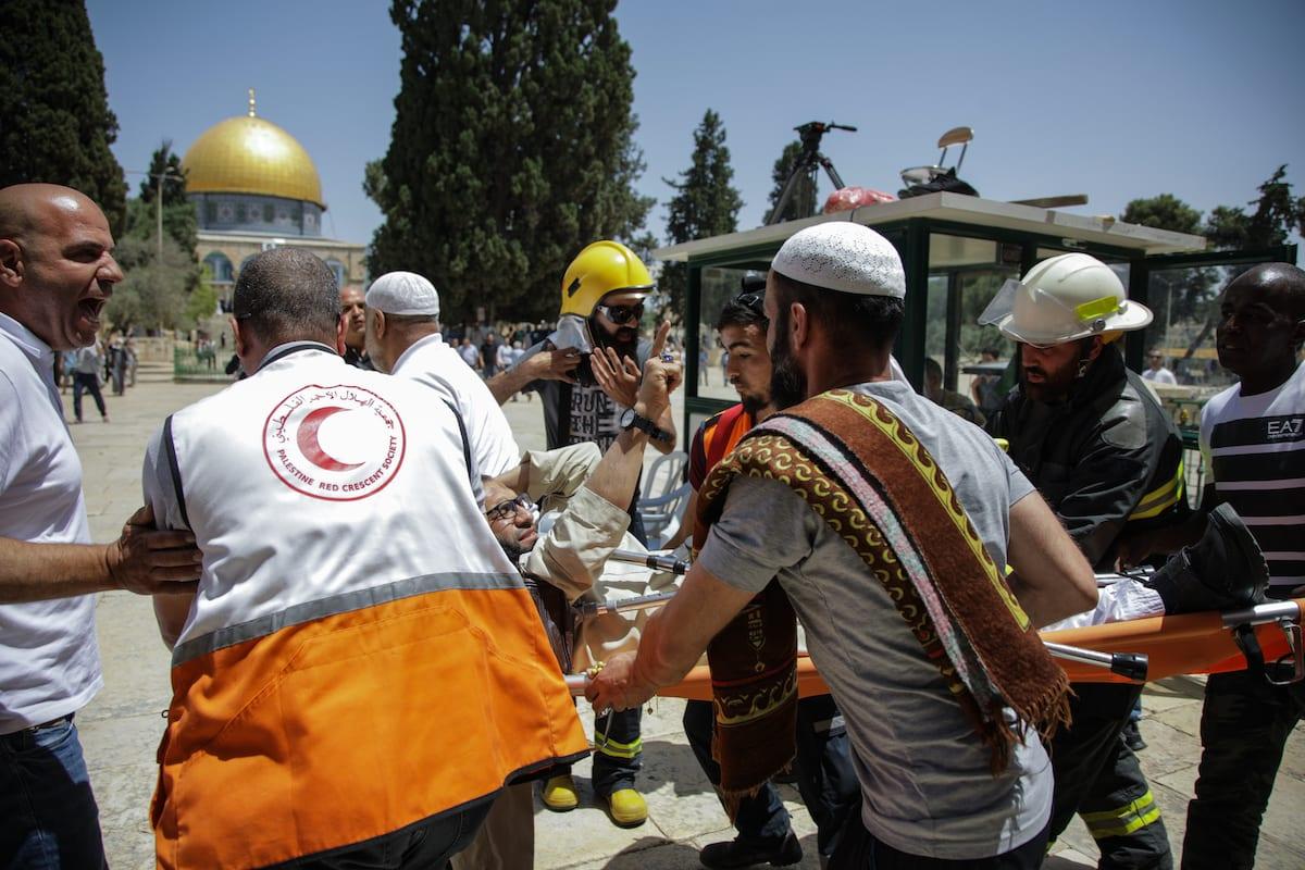 Jew Detector: Hamas Blames Israel For Repercussions Of Attacks On Al