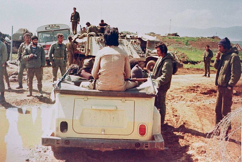 Israel withdrew from Lebanon on 13 June 1978 [Wikipedia]