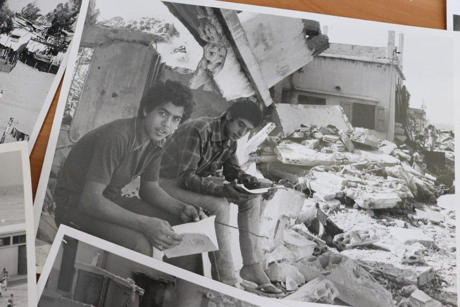 ©1983 UNRWA Photo By Munir Naser