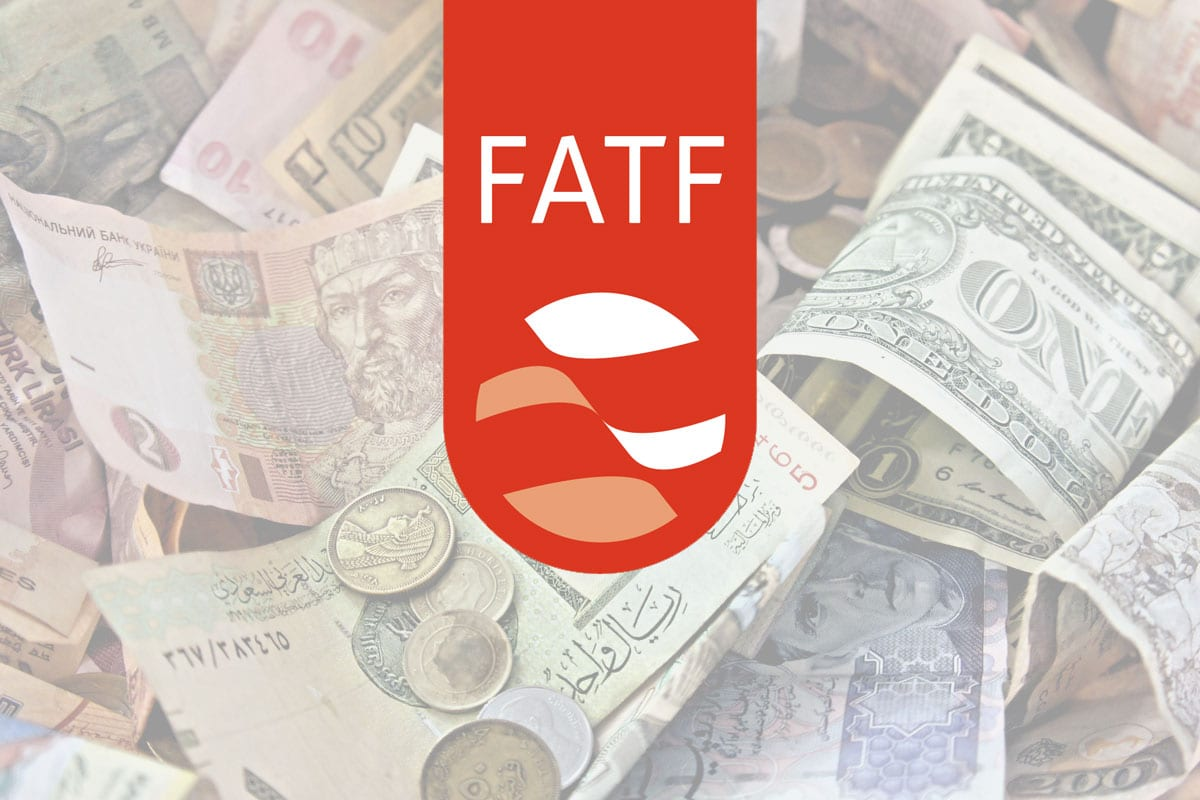 Composite logo of the FATF - Financial Action Task Force