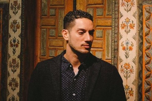 Omar Offendum, Syrian-American hip-hop artist and activist [image provided]