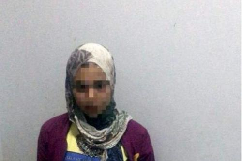 15-year-old 'Ayat girl' was detained for stabbing her rapist [Twitter]