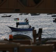 Gaza fishermen shot by Israel navy, second day in a row