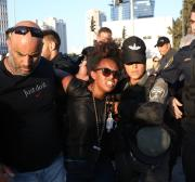 Israel Police limit right to protest