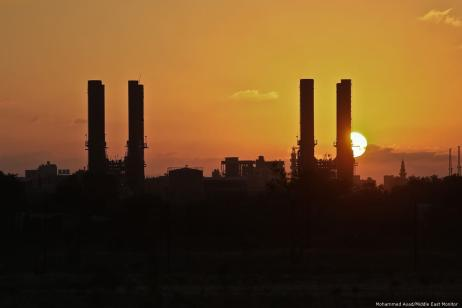 The Gaza power plant provides electricity to the Gaza Strip, especially in and around Gaza City, where about half of the residents of the Strip live