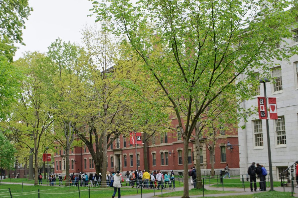 Harvard University [Flickr]