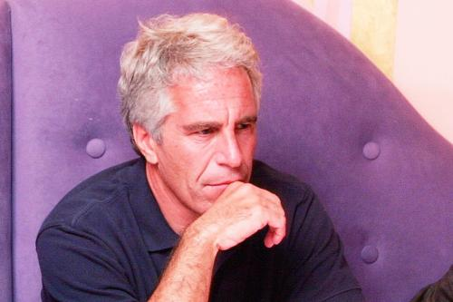 Jeffrey Epstein, US billionaire who was arrested for sex trafficking underage girls [Twitter]