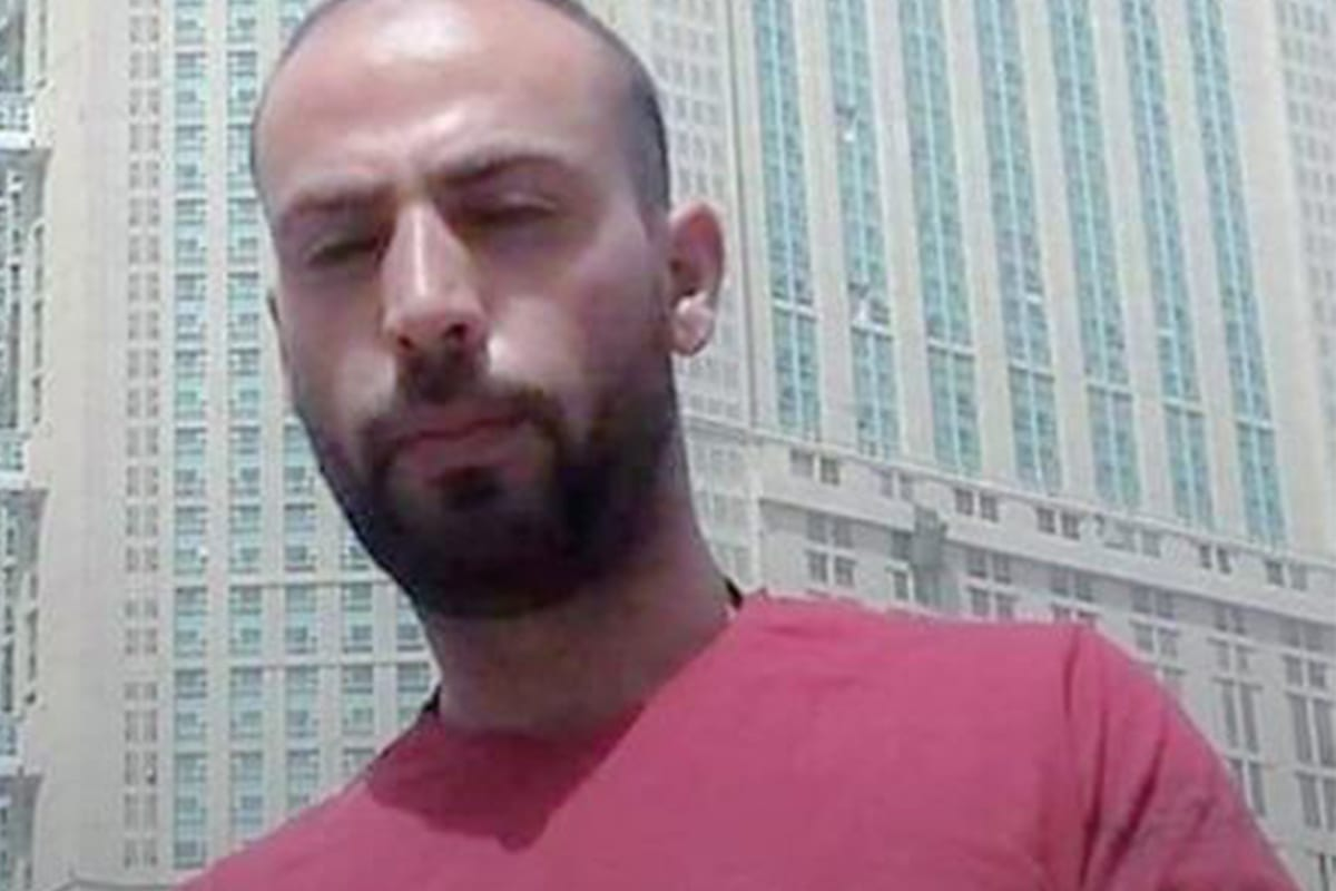 Nassar Majed Taqatqa died while in solitary confinement in an Israeli prison [Twitter]