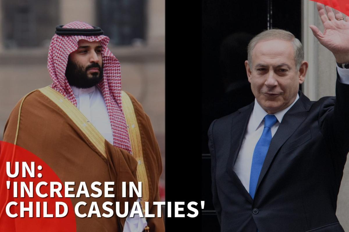 UN slams Saudi coalition forces, Israel for child killings – Middle