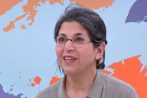 French-Iranian scholar Fariba Adelkhah [Youtube]