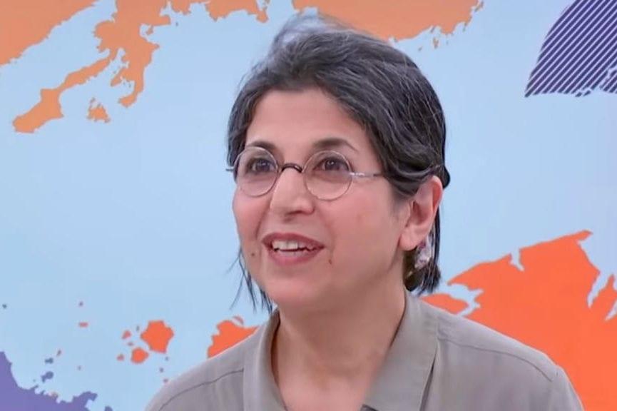 French-Iranian scholar Fariba Adelkhah [Youtube]