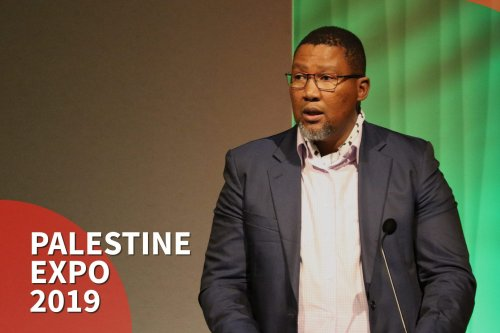 Thumbail - Chief Nkosi Zwelivelile Mandela MP on 'Nation Law: Israeli Apartheid State'