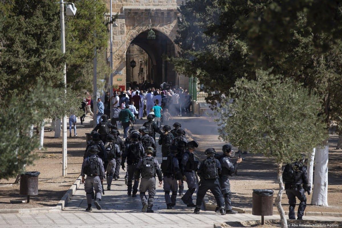 Jerusalem: Adding fuel to fire