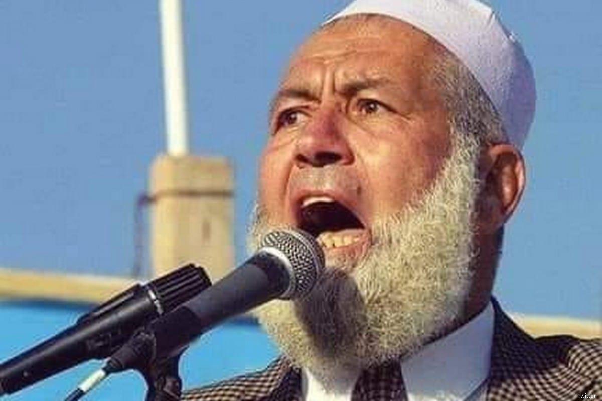 Senior Hamas founder Ahmed Nimer Hamdan has died age 88 in Gaza on 5 August 2019 [Twitter]mdan has died age 88 in Gaza