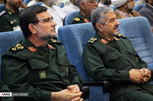 Alireza Tangsiri and Mohammad Ali Jafari [Wikipedia]