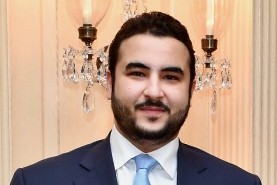 Saudi Deputy Defence Minister Prince Khaled bin Salman [Wikipedia]