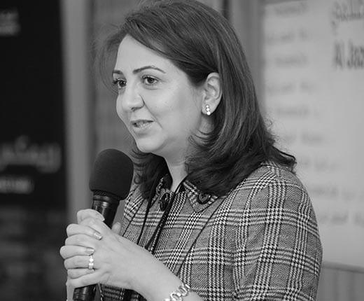 Rawan Damen, Director of Stream Media Consultancy