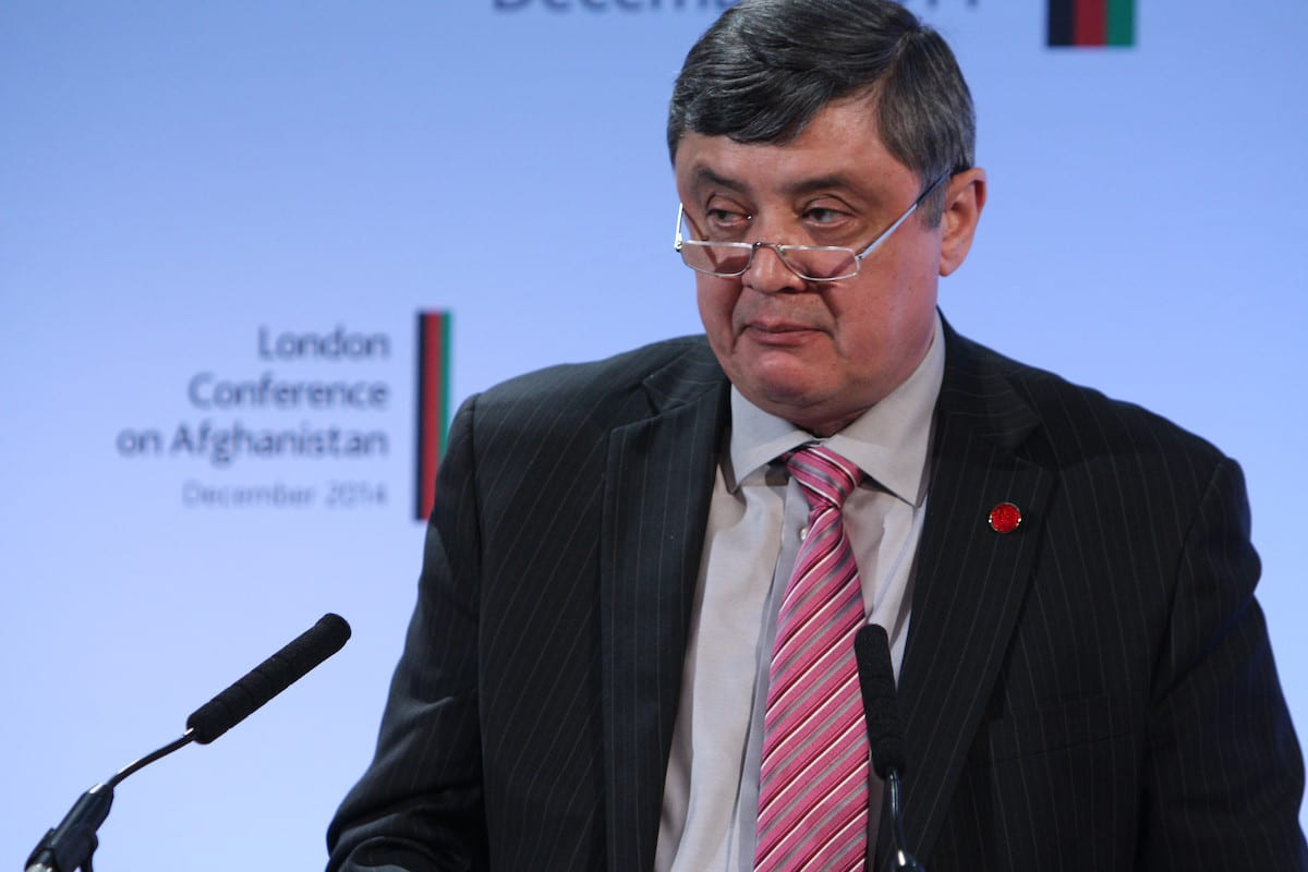 Russia's Special Representative for Afghanistan Zamir Kabulov [DFID/Flickr]
