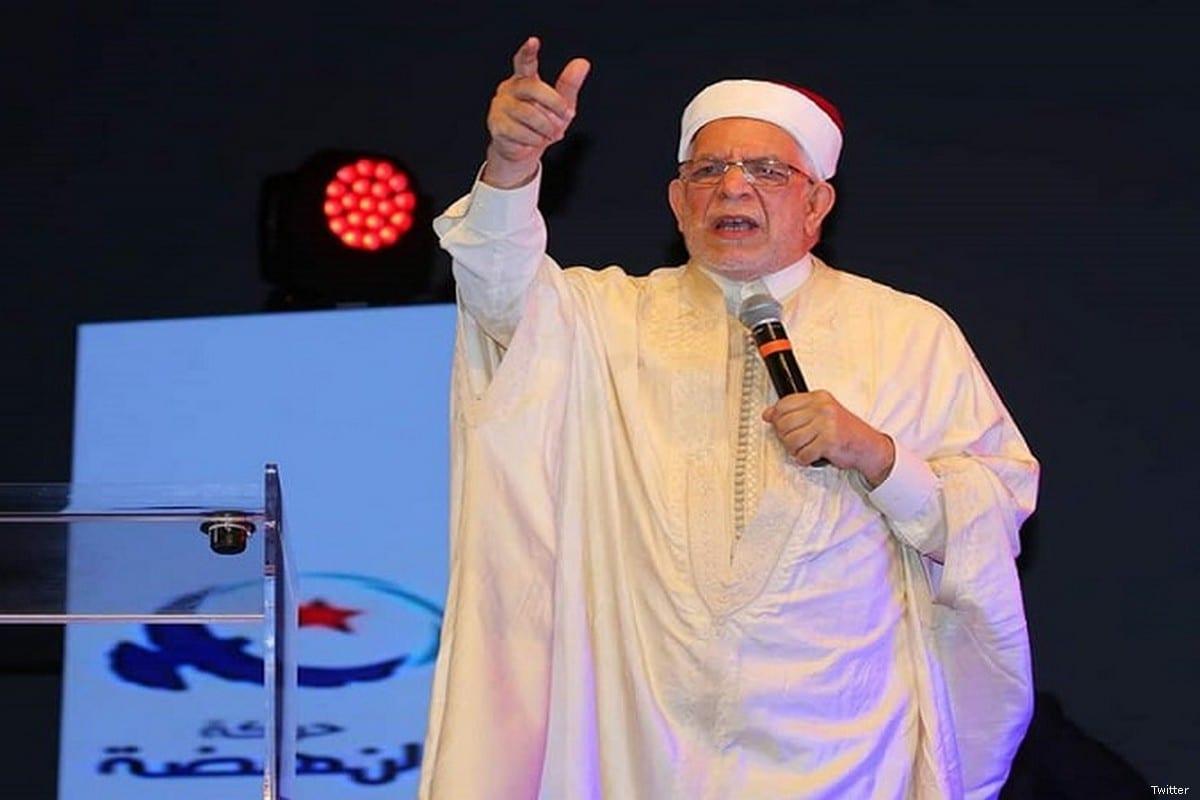 Tunisia's presidential candidate, Abdelfattah Moreau