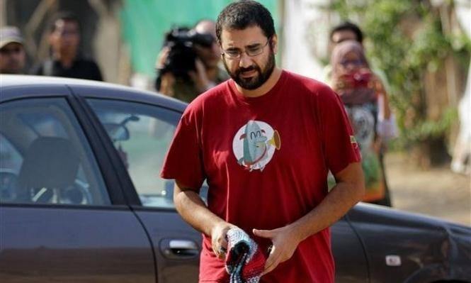 Alaa Abdel Fattah [Facebook]